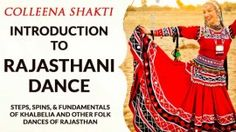 Introduction to Rajasthani Dance