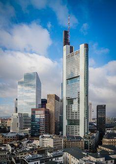 Commerzbank Tower - Pinned by Mak Khalaf Frankfurt - Commerzbank Tower City and Architecture CommerzbankMainhattenTowerairarchitecturebankbuildingcitycityscapecobadeutschlandffmfrancfortfrankfurtfrankfurt am maingermanyhessem43mainmftolympusskylineturmolympus aira011717mm by pinolino