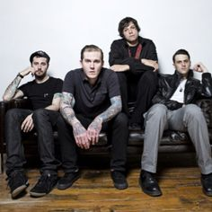 The Gaslight Anthem- one of my favorite bands!!!!!!!!!!!!!!!!! Check them out!