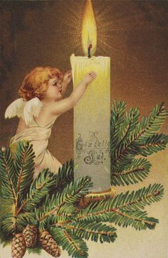 vintage christmas card graphic - Google Search