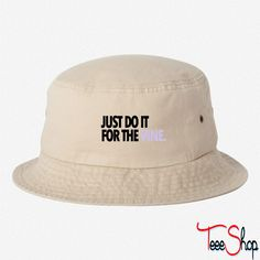 DO IT FOR THE VINE 4 bucket hat