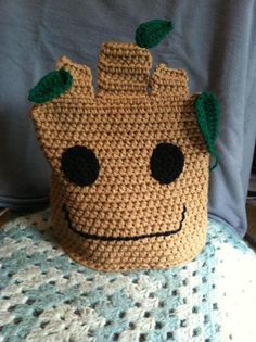 I Am Groot Hat   Craftsy