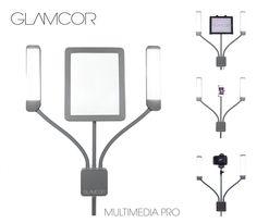 MULTIMEDIA PRO LIGHT KIT by GLAMCOR | funknfrost.com