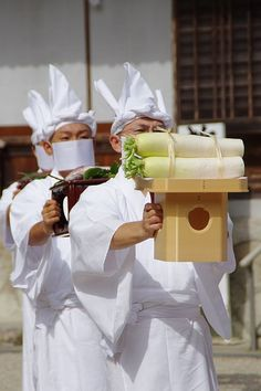 Japanese Ritual Offerings at the Celemony of Sanage-Shrine (Aichi, Japan)|お供え物