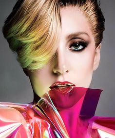 Lady Gaga Gets Schizophrenic For V Magazine -> http://theshirtcompanyblog.wordpress.com/2013/08/17/lady-gaga-gets-schizophrenic-for-v-magazine/
