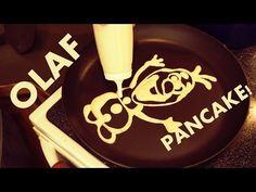 It's Summer - Make an Olaf Pancake! - YouTube
