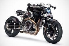 Confederate X132 Hellcat Motorcycle