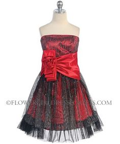 Gorgeous sleeveless mesh dress with vertical dotted sparkle sequins that perfectly contrast with the color of the dress. This style has it all! Full of style, p. Event Dresses, Pageant Dresses, Satin Dresses, Girls Dresses Tween, Tween Girls, Dress Sash, Mesh Dress, Junior Bridesmaid Dresses, Junior Dresses