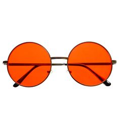 Indie Hippie Retro Vintage Style Colorful Metal Round Sunglasses R2510 – FREYRS - Beautifully designed, cheap sunglasses for men & women