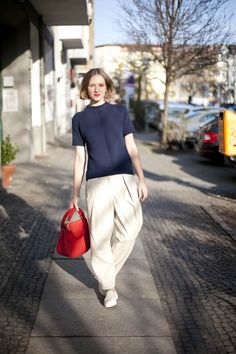 Outfit // Back to casual   <br/> mit by Malene Birger