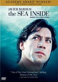 The Sea Inside is probably one of the best foreign movies i have ever seen. Bawled like a baby.