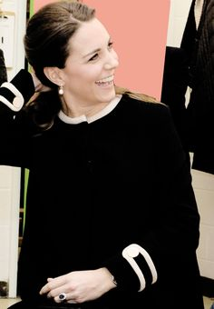 Catherine, Duchess of Cambridge in Harlem. December 2014.