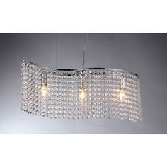 $288 Carribean Chandelier - Overstock™ Shopping - Great Deals on Warehouse of Tiffany Chandeliers & Pendants