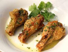 Baked Italian Chicken Wings