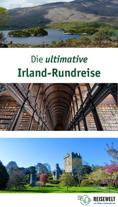Rundreise durch Irla