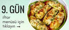 Tereyağlı Çıtır Çıtır Midye Börek - Nefis Yemek Tarifleri Pizza, Iftar, Food, Bakken, Essen, Meals, Yemek, Eten