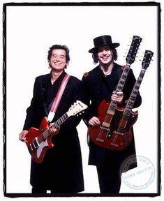 JP & Jack White