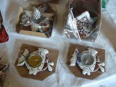 Candleholders :: Gingerbread from the Mill