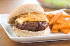 Burger grillé sans pareil BULL'S-EYE