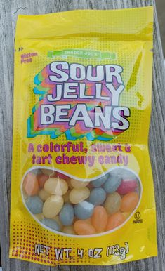 Sweetarts, Chewy Candy, Sour Patch Kids, Sour Taste, Sour Candy, Trader Joes, Jelly Beans, Just Giving, Pumpkin Spice