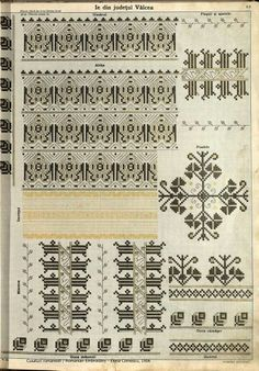 Folk Embroidery, Embroidery Patterns, Cross Stitch Patterns, Machine Embroidery, Antique Quilts, Cross Stitching, Needlework, Tapestry, Album