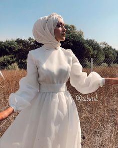Fashion Dresses Hijab Chic - Fashion Dresses Hijab Chic - So Source by tubasaiit Dresses hijab dresses hijab muslim couples the bride Muslimah Wedding Dress, Hijab Wedding Dresses, Lehenga Wedding, Dress Muslimah, Muslim Fashion, Modest Fashion, Fashion Dresses, Modern Hijab Fashion, Hijab Chic