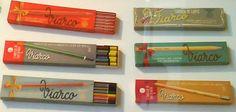 Viarco pencils