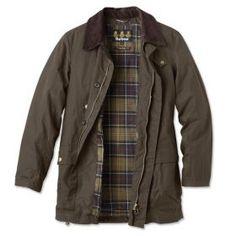Barbour® Men's Woodman Jacket