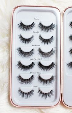 Check out A Peek Inside the House of Lashes®️ x Sephora Collection Lash Story Deluxe Set on All Things Beautiful XO Click through to see more beauty, nail art, & makeup!Informations About A Peek Inside the House of Lashes® x Sephora Collection Lash S Make Up Kits, Mascara, Eyeliner, Makeup Guide, Makeup Tricks, Makeup Ideas, Makeup Tutorials, Cute Makeup, Gorgeous Makeup