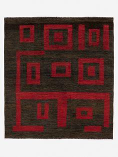 Perzisch tapijt: Wand- en vloerkleed Nummer: 90210  