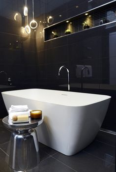 Get the look: The Block Glasshouse main bathroom reveals that wowed the judges - The Interiors Addict Cheap Bathroom Remodel, Shower Remodel, The Block Bathroom, The Block Australia, The Block Glasshouse, Ranch House Remodel, Bathroom Interior, Bathroom Ideas, Bathroom Inspo