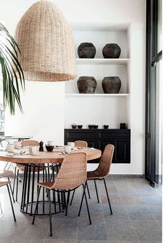 Home interior inspiration by The Lines LA store interior designer Martha Mulholland