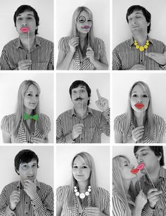 Everything You Need to Set Up A DIY Photo Booth For Your Next Party » Curbly | DIY Design Community