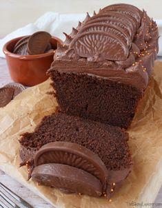 Chocolate Orange Loaf Cake - The Baking Explorer - Dessert Recipes Baking Recipes, Cake Recipes, Dessert Recipes, Bake Off Recipes, Delicious Chocolate, Chocolate Recipes, Food Cakes, Cupcake Cakes, Baking Cakes