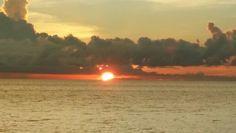 Beautiful sunset - Damai, Sarawak