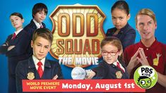 Ever Never Again: Odd Squad Party