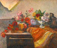 Voici les ~ Oeuvres de Paul Gauguin Paul Gauguin, Vincent Van Gogh, Henri Matisse, Impressionist Artists, Van Gogh Paintings, Art Graphique, Art Plastique, Tahiti, Oeuvre D'art