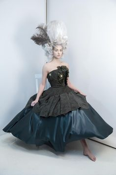 Haute Couture a la Marie Antoinette: Holiday in Versailles - Fashionising.com