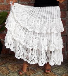 Длинные юбки В DAISY Крош