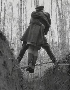 Иваново детство (Ivan's Childhood) (1962) directed by Andrei Tarkovsky