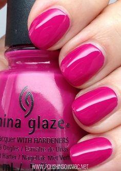 China Glaze Dune Our Thing