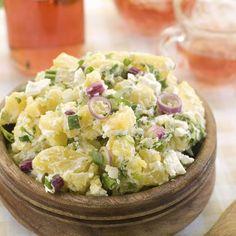 Salade de pommes de terre au thon facile