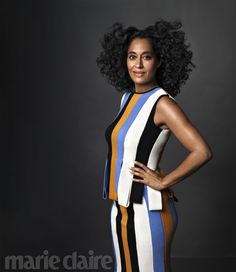 'Black-ish' Star Tracee Ellis Ross Is Redefining What a Smart, Beautiful, Successful Working Woman Really Looks Like on TV