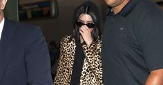 Kendall Jenner covered her face from paparazzi as she returned home to Los Angeles on Friday, April 7, after Pepsi pulled her controversial ad — photo