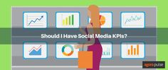 If doing social is all about great, human-to-human conversations, should you bother to have social media KPIs? If you want to keep your job, yes. Social Media Images, Pulsar, Bar Chart, Tech, Thoughts, Business, Socialism, Bar Graphs, Store