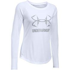Under Armour Women's UPF 30 Long Sleeve Fishing Shirt