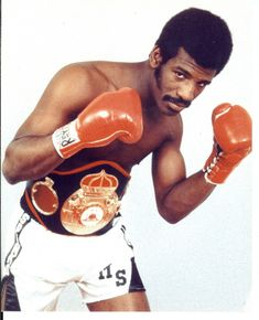 Michael Spinks - Undisputed Light-Heavyweight and IBF/Ring/Lineal Heavyweight Champion in the 1980s.
