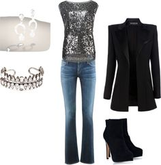 """Casual party outfit"" by odonnellsinva on Polyvore"