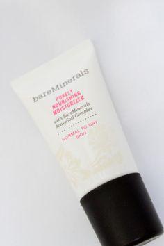 @bareMinerals Purely Nourishing Moisturizer - Normal to Dry Skin #bareminerals #moisturizer #beauty #skincare