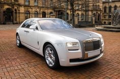 Rolls Royce Ghost Hire Dewsbury Wedding Car Hire, Co Uk, Wheel Of Fortune, Limo, Rolls Royce, Corporate Events, Wheels, Cars, Luxury